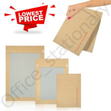More details for hard board backed envelopes please do not bend a6 c6 a5 a4 c4 peel seal uk
