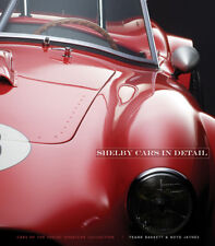 Shelby Cars in Detail (AC Cobra GT40 Daytona Coupe Le Mans Roadster) Buch book