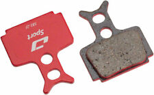 Jagwire Mountain Sport Semi-Metallic Disc Brake Pads Formula R1R R1 C1 CR3 RO RO