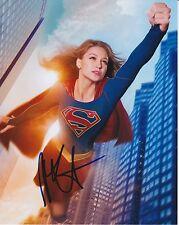 Melissa Benoist Autograph