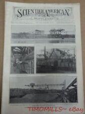 1909 Hackeling Planetarium Tellurion Astronomy Model Antique Magazine