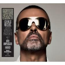 GEORGE MICHAEL LISTEN WITHOUT PREJUDICE VOLUME 1 & MTV UNPLUGGED 2 CD NEW