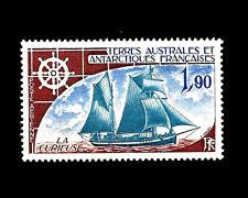 French Antarctic Territory. La Curieuse. 1976 Scott C41 MNH (BI#38)