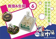 ORCARA Miniature World Seafood Fish Market Set rement size No.06
