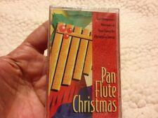 Pan Flute Christmas Cassette