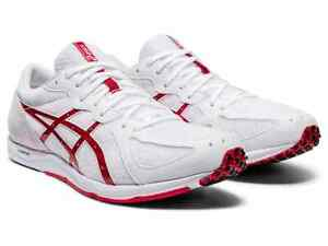 ASICS SORTIEMAGIC LT 2 1093A093 102 White Classic Red Running Shoes