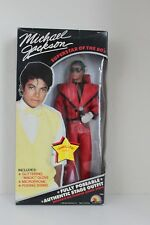 Michael Jackson Superstar of The 80s Thriller Outfit Action Figure Toy Doll 1984