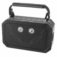 DOSS Wireless Portable Bluetooth Speaker Waterproof IPX6 20W Stereo Sound Black