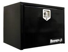 Buyers Products 1703324 15X13X30 Black Steel Underbody Truck Box