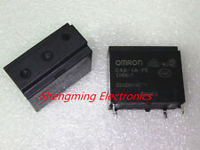 2pcs 4pins 12V G4A-1A-PE-12VDC 20A 250VAC OMRON Relay