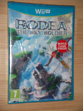 Rodea The Sky Soldier For Nintendo Wii U (Includes Wii Version) New and Sealed