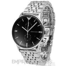 Quartz (Battery) Round ARMANI Wristwatches