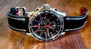 VICTORINOX SWISS ARMY XLS Chrono Classic Watch 241444