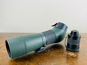 Swarovski Optik ATS 65 HD High Definition Spotting Scope 20-60x S Zoom Eyepiece