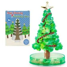 Magic Growing Christmas Tree Crystal Science Toy Boys Girls Stocking Filler Gift