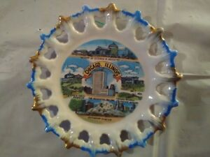 Chicago Illinois souvenir plate