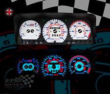 VW T4 Transporteur intérieur Speedo Horloge Dash Panel Ampoule Custom Light Dial Kit
