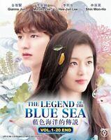 Korean Drama DVD The Legend Of The Blue Sea (Vol.1-20 End) *Eng Sub* + Free Ship