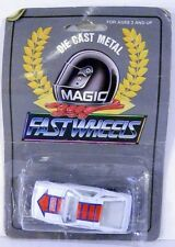 Magic Fast Wheels 1984 Dodge Daytona Turbo White Welly MOC 1/64