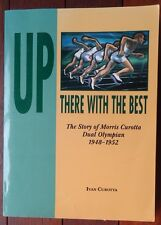 Up There With The Best Story Morris Curotta Dual Olympian 1948-1952 Ivan Signed