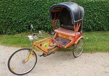 Fahrrad Rikscha Blumenständer Pflanzfahrrad Obstwagen Dreirad Gemüse 0949057-a