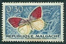 MALAGASY REPUBLIC 1960 30c SG7 mint MH FG Butterfly Colotis zoe #W32