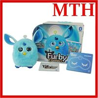 Furby Connect Blue Interactive Electronic Pet Toy Battery Operated Hasbro VGC