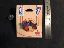 NEW - Sacramento Monarchs Pin - WNBA Licensed - Butterfly Pin Back