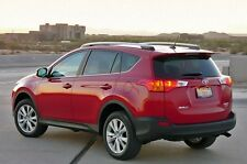 Roof Rack Side Rails for Toyota RAV4 2013 2014 2015 OE Style