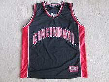 Cincinnati Bearcats Swingman NCAA Basketball #30 Jersey Shirt Vest Mens X Large