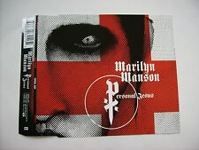 MARILYN MANSON - PERSONAL JESUS - CD SINGLE EXCELLENT CONDITION 2004 - DEP. MODE
