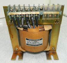 Chuo Electric 800 VA Transformer, 1 Ph, Spec No. BK0-NC 6139, 1988, Used