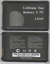 LOT 5 NEW BATTERY FOR LG LX265 ENCORE GT550 GR700 LGIP-340N
