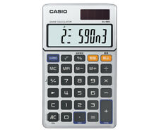 New Unused Casio SL-880 Game Calculator Vintage Retro MG-880 Space Invaders