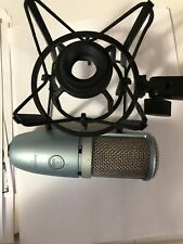 Akg Perception 220 Condenser Cable Professional Microphone, Pop Screen