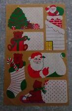 🦁🍀Sandylion BIG Maxi Weihnachten Geschenkaufkleber Scrapbooking Sticker 🍀🦁