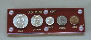 1954 P MINT SET -CHOICE TO GEM UNCIRCULATED -MORE IN STORE