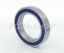 Rodamiento 61809-2RS 45x58x7 mm / 618092RS  61809-2RS  68092RS  6809-2RS