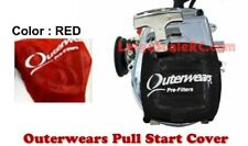 Outerwears Pull-Starter Cover Losi 5ive DB XL Baja CY Zenoah (RED) 20-2273-03