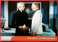 UFO - Card #12 - Straker versus Henderson - Unstoppable Cards Ltd 2016