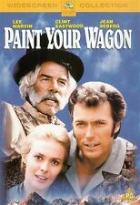 PAINT YOUR WAGON  Lee Marvin, Clint Eastwood, Jean Seberg NEW & SEALED UK R2 DVD