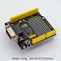 KEYESTUDIO RS232 to TTL Conversion Converter Module Shield for Arduino DIY
