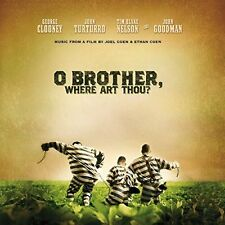 O Brother, where art thou? (2000) James Carter & The Prisoners, Norman Bl.. [CD]