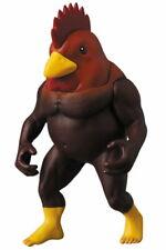 Medicom Toy Gachic Bird Battle Muscle Bird P2 ガチムチ鳥 Cock Figure