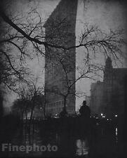 1905/63 Vintage 11x14 FLATIRON BUILDING Architecture New York By EDWARD STEICHEN