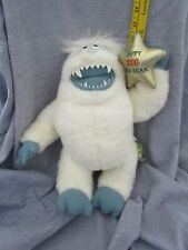 Large Bumble plush 2000 Cvs Rudolph reindeer Abominable snowman 14''