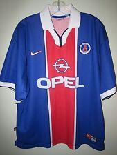 Paris Saint-Germain PSG 1997-98 home shirt XXL Nike maillot trikot jersey rare