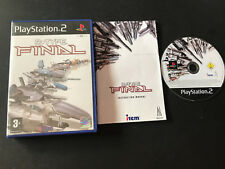 R-Type Final Rtype PS2 Play Station 2 Pal