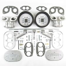 VW TYPE 3 AIR-COOLED CAMPER/BEETLE WEBER/DELLORTO IDF/DRLA CB MANIFOLD KIT