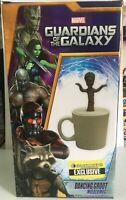 Guardians Of The Galaxy Dancing GROOT Molded Mug Entertainment Earth New! GOTG